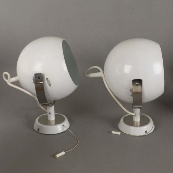 Dos lámparas de pared de...