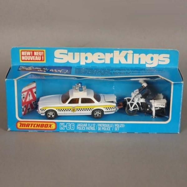 Matchbox Poizei Superkings...
