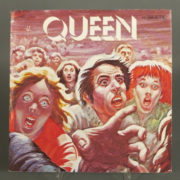 Single. Queen - Spread your...