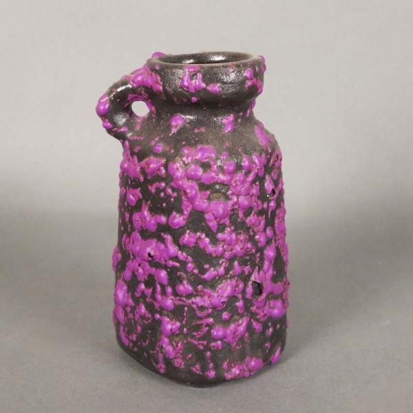 Fat Lava. Ceramic vase....