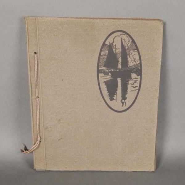 Art Nouveau photo album,...