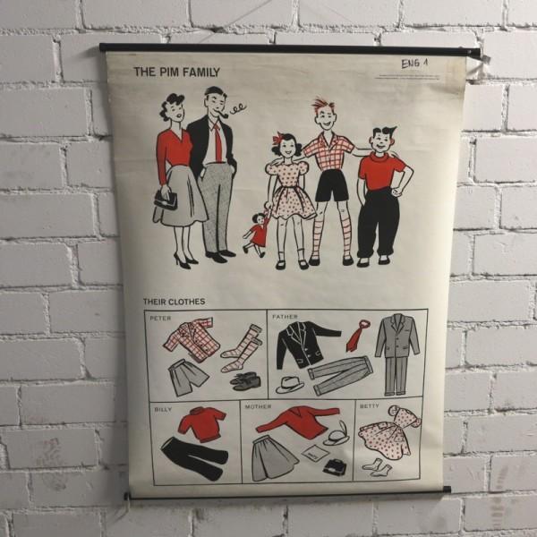 The Pim Family Poster von...