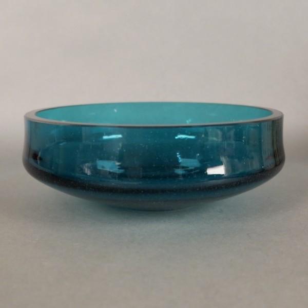 Blue crystal fountain....