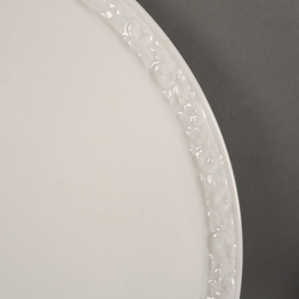 Porcelain cake plate from...