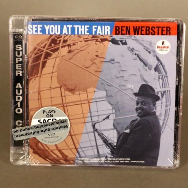 Ben Webster - See you at...